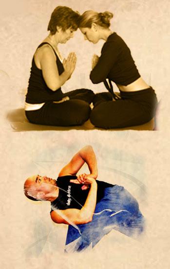 Peace through Yoga