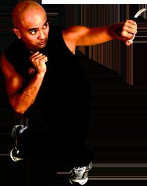 Guro Jeremy | Kali, Arnis, Eskrima Instructor with Karambit